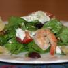 Prawn salad with Arugula Recipe
