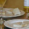 Serving Fois-gras