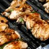 Yakitori – japanese style chicken kebabs