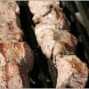Greek-style Marinade Beef Kebab