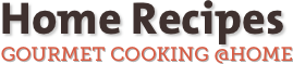 Home Recipes Logo